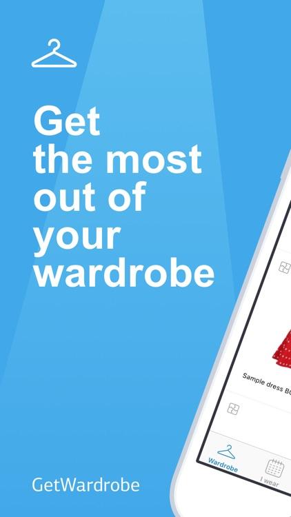 GetWardrobe - closet organizer