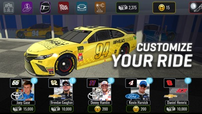 NASCAR Heat Mobile free Gold and Cash hack