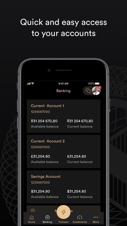 Nedbank Private Wealth App screenshot-3