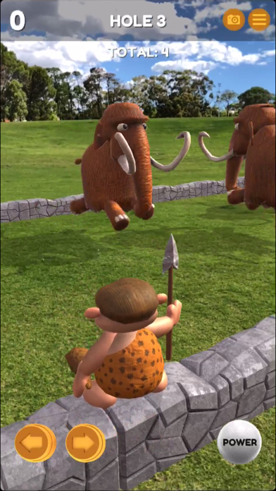 Mammoth Mini Golf AR screenshot three