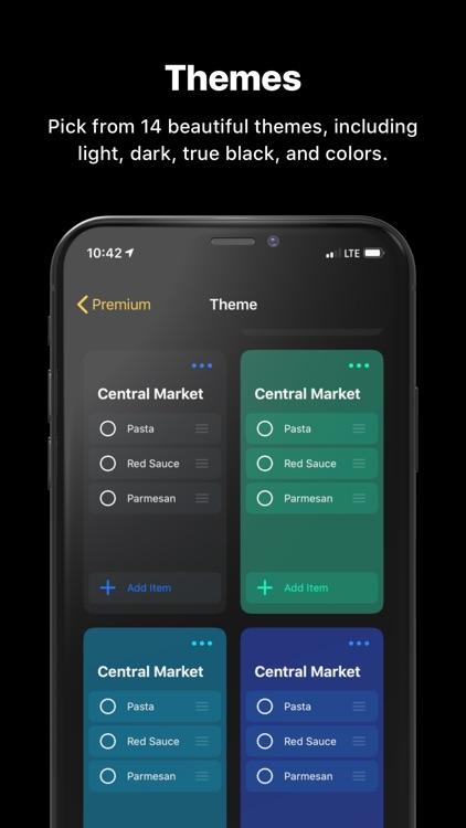 Grocery - Smart Shopping List screenshot-7