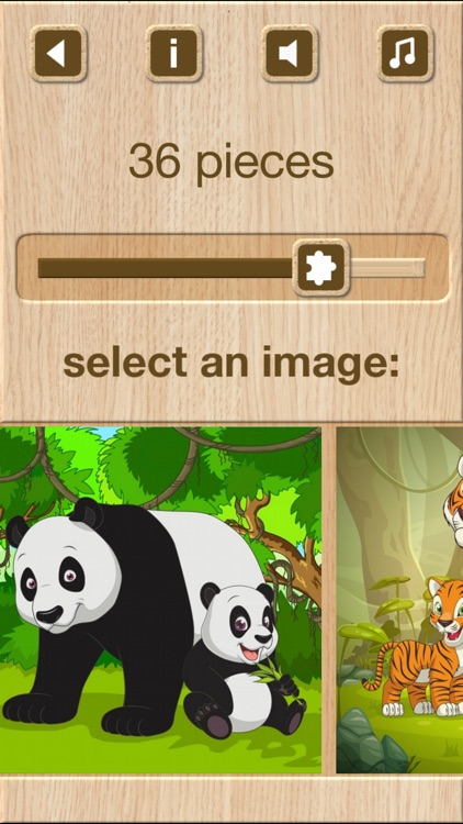 Animal Jigsaw Puzzle Games screenshot-7