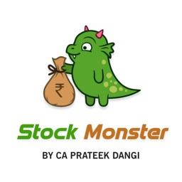 Stock Monster-CA Prateek Dangi