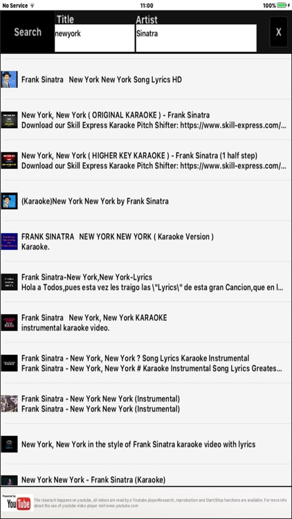 Winlive Pro Karaoke Mobile screenshot-6