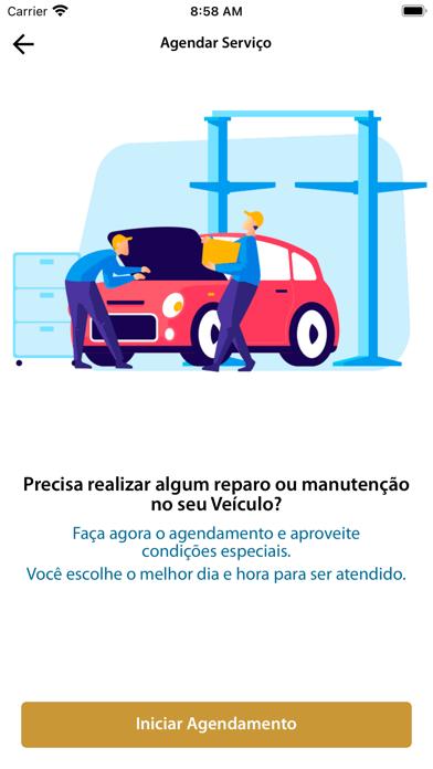 Automec Chevrolet Screenshot