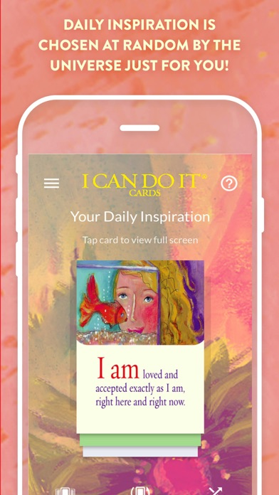 I Can Do It Cards screenshot 2