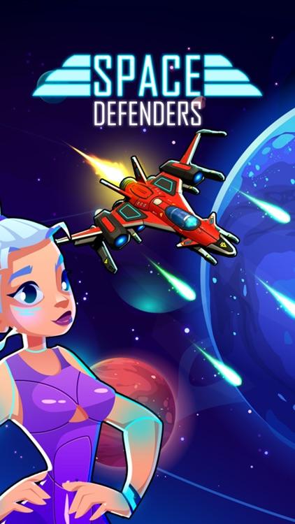 Space Defenders Adium