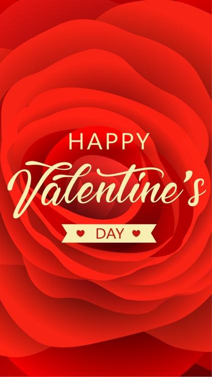 Valentines Day Love Stickers