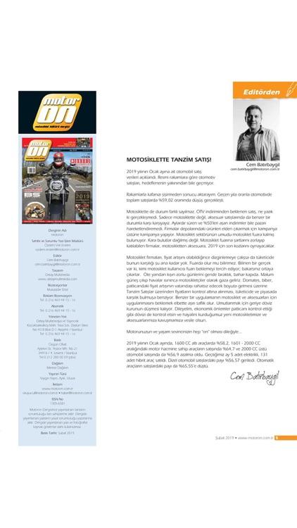 Motoron Motorcycle Magazine screenshot-4