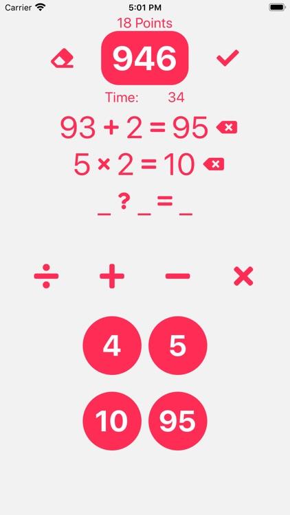 mathLove By SalesFlex screenshot-4