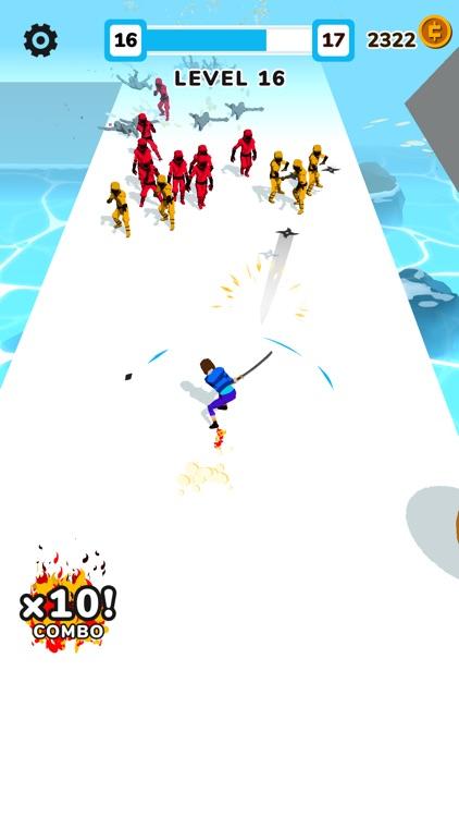 Crowd Master 3D screenshot-4