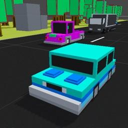 Pixel Car Racing!