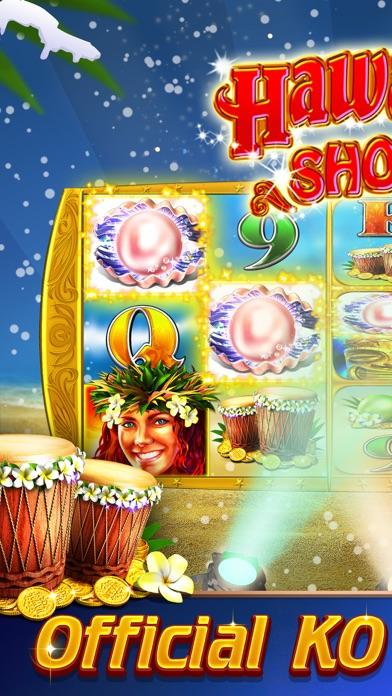 my KONAMI - Real Vegas Slots Screenshot