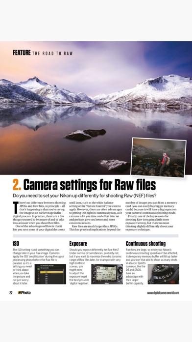 N Photo review screenshots