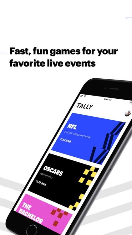 Tally - Predict Live Events