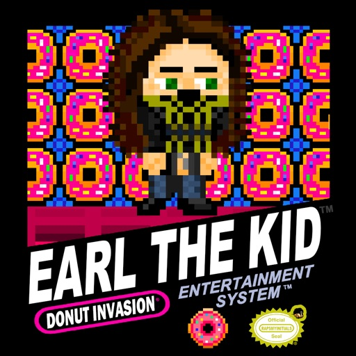 Earl The Kid - Donut Invasion