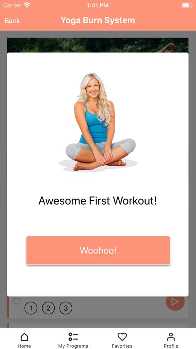 Yoga Burn Appのおすすめ画像6