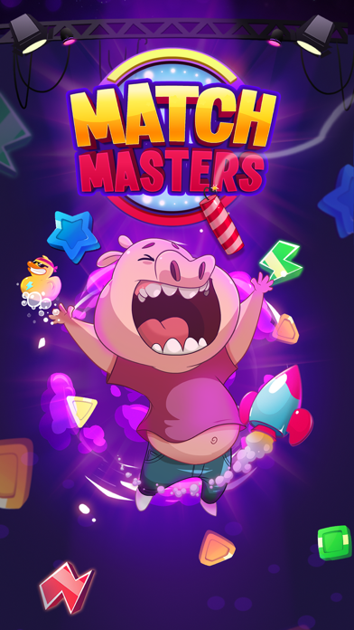Match Masters - PvP Match 3 for windows pc