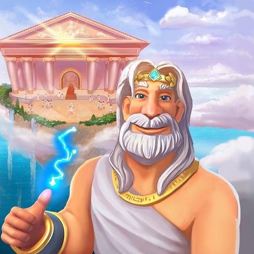 Divine Academy: City Building icon