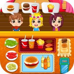 Restaurant - Burger Shop Maker