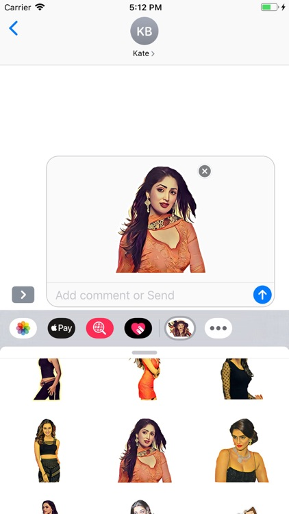 Bollywood Stickers Pack screenshot-9