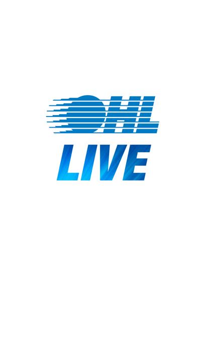 OHL Livestream screenshot one