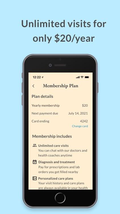 Curai Health screenshot-4