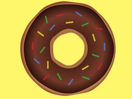 This sticker pack is full of delicious donuts for you to add to your sticker pack collection