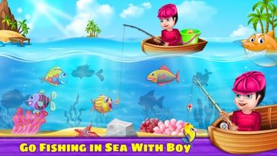 Fisher Man Fishing Game screenshot 4