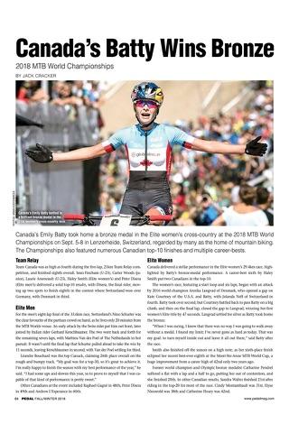Pedal Magazine - náhled