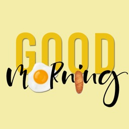 Great Good Morning Stickers