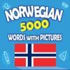 Norwegian 5000 Words&Pictures