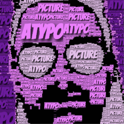Ícone do app aTypo Picture - a word Photo