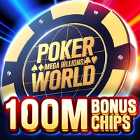 Poker World Mega Billions free Spin and Chips hack