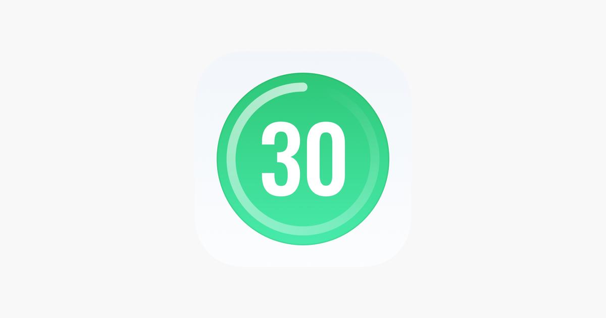 Sfida 30 Giorni In Forma Su App Store