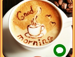 Good Morning Wishes Stickers