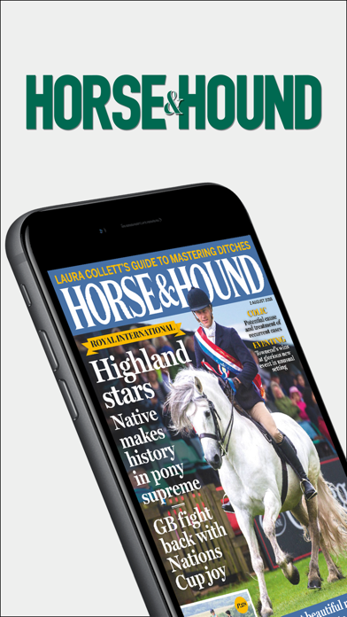Horse & Hound Magazine UK