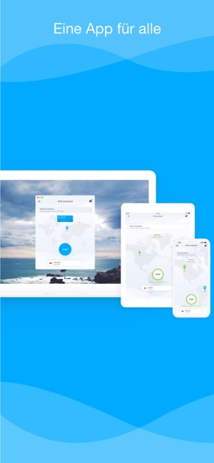 VPN Unlimited for iPhone, iPad Capture d'écran