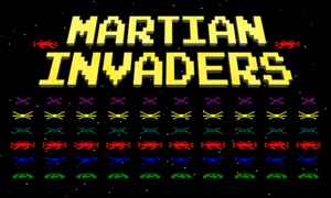 Martian Invaders