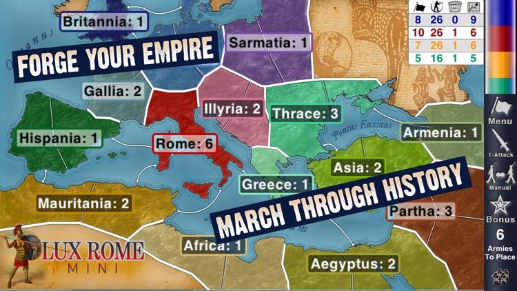 Lux Roman Empire Conquest