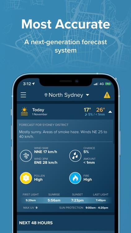 Weatherzone: Weather Forecasts screenshot-3