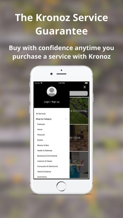 Kronoz Now screenshot-4
