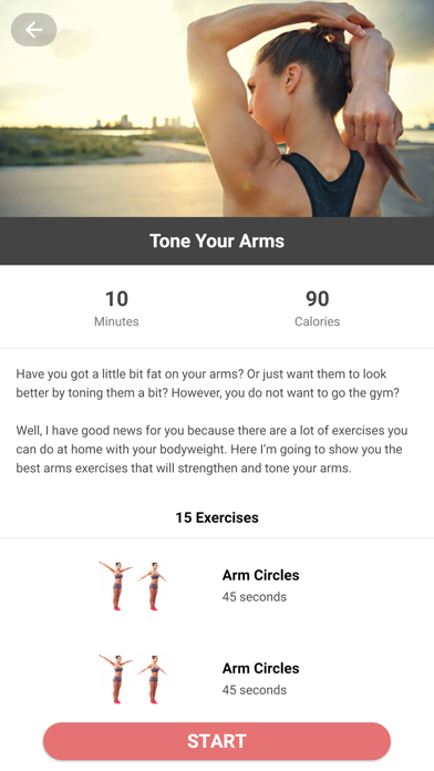 Arm Workout Routine for Pc - Download free Health & Fitness