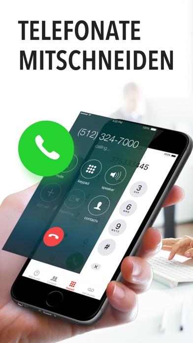 Screenshot for Anrufe aufnehmen für mich in Austria App Store