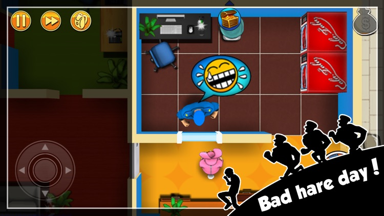 Robbery Bob™ screenshot-2