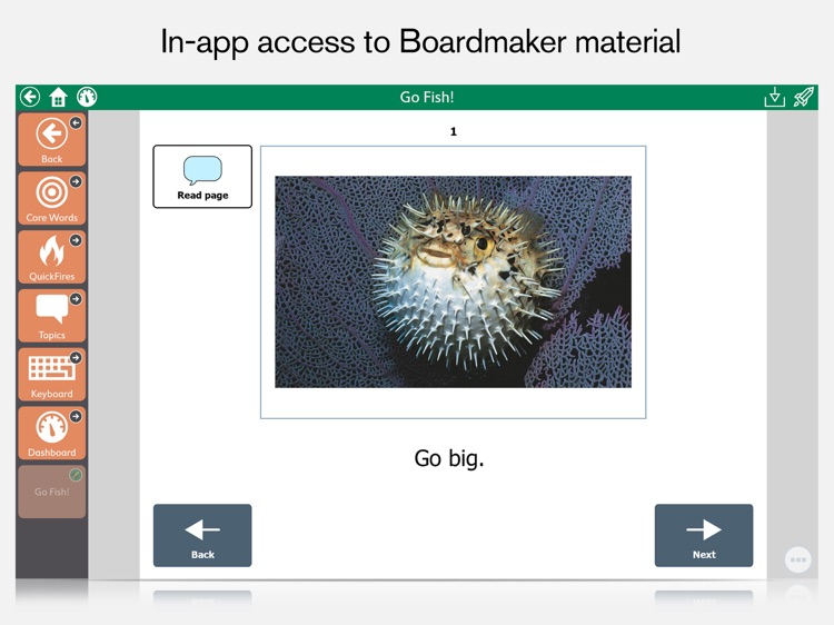 Snap Core First AAC screenshot-5