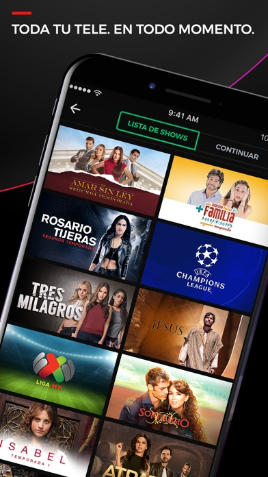UnivisionNow En Vivo/On Demand Screenshot