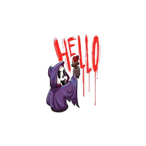Grim Reaper Emojis