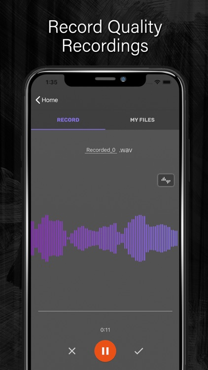 Audio, Voice Recorder & Editor