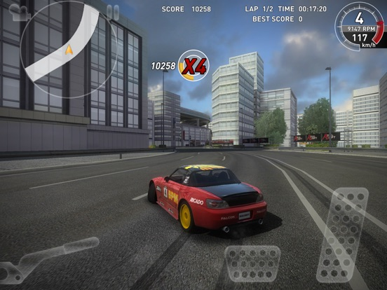 Real Drift Car Racing IPA Cracked for iOS Free Download